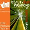 Cover for 'The Beauty of Our Weapons'