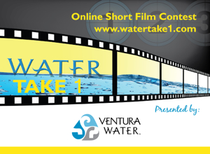Filmmakers:  Submit to Water: Take 1 Online Short Film Festival TODAY