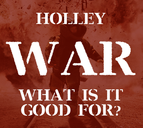 Anthony Holley: War - What is it Good For?