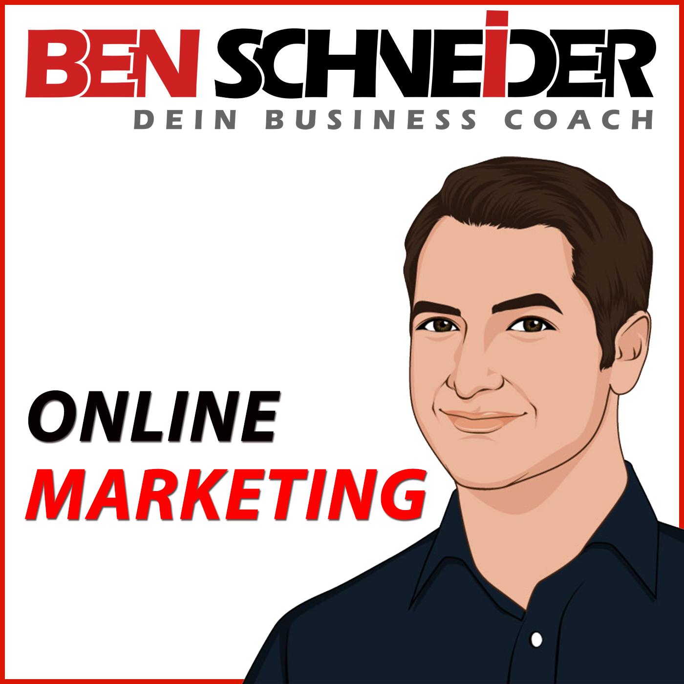 Ben Schneider #DeinBusinessCoach | Online Marketing Strategien und Onlineshop/E-Commerce Fachwissen show art
