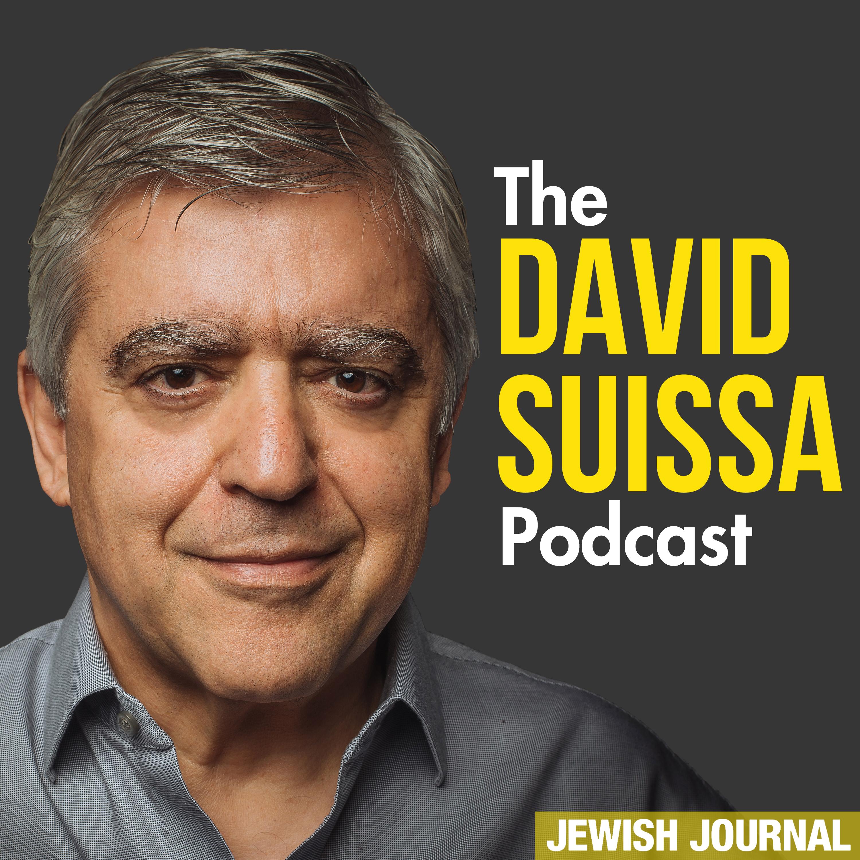 The David Suissa Podcast show art