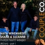 Artwork for Napa Winemakers Shane And Suzanne of Phifer Pavitt Winery (Redux) Part 1