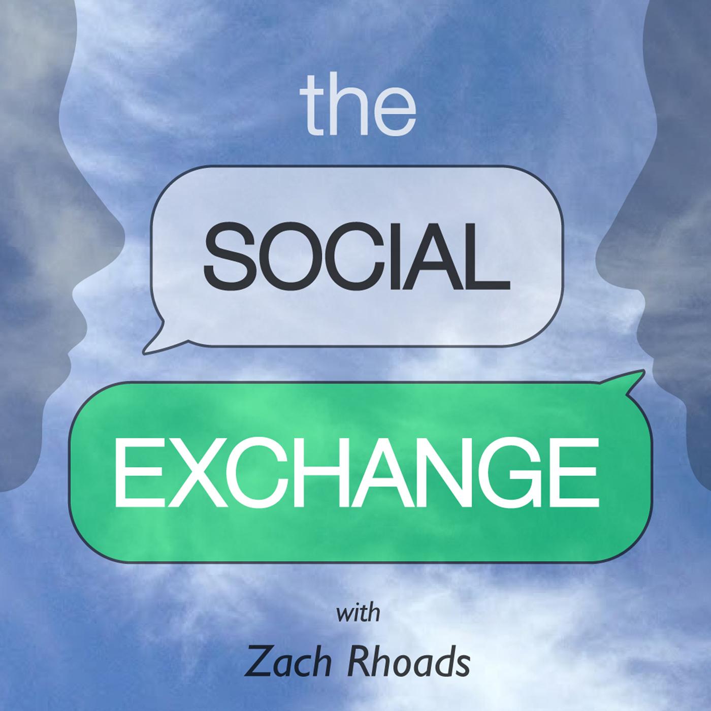 The Social Exchange show art