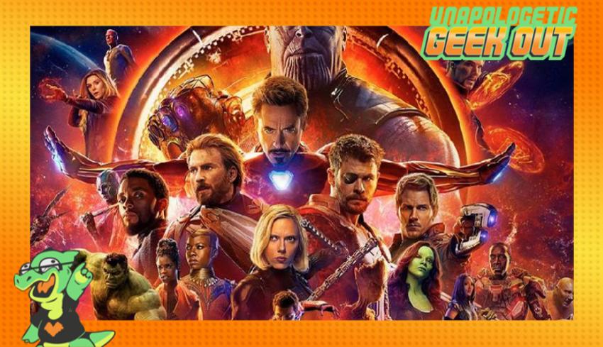 Artwork for Infinity War
