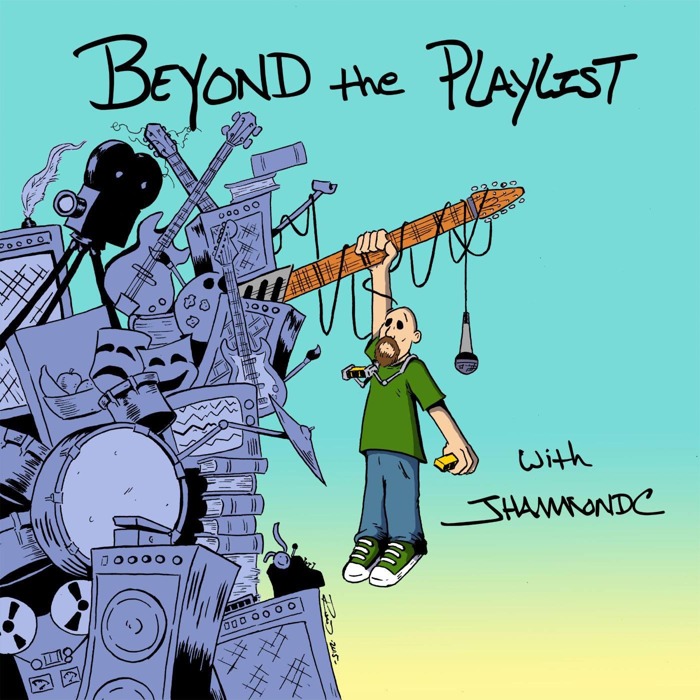 Artwork for Beyond the Playlist with JHammondC: Marc Mennigmann