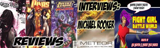 Episode 207 - Michael Rooker & Fight Girl Battle World