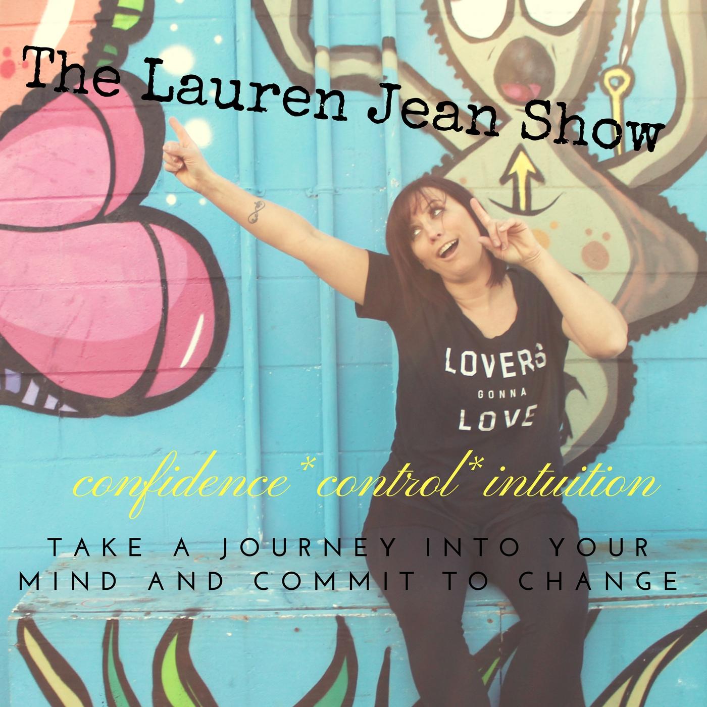 The Lauren Jean Show logo