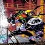 Artwork for Batman: No Man's Land Part 9: Comic Capers Episode #35