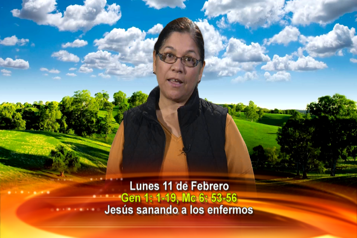 Artwork for Dios te Habla con Angela Valencia; Tema: Jesús sanando a los enfermos