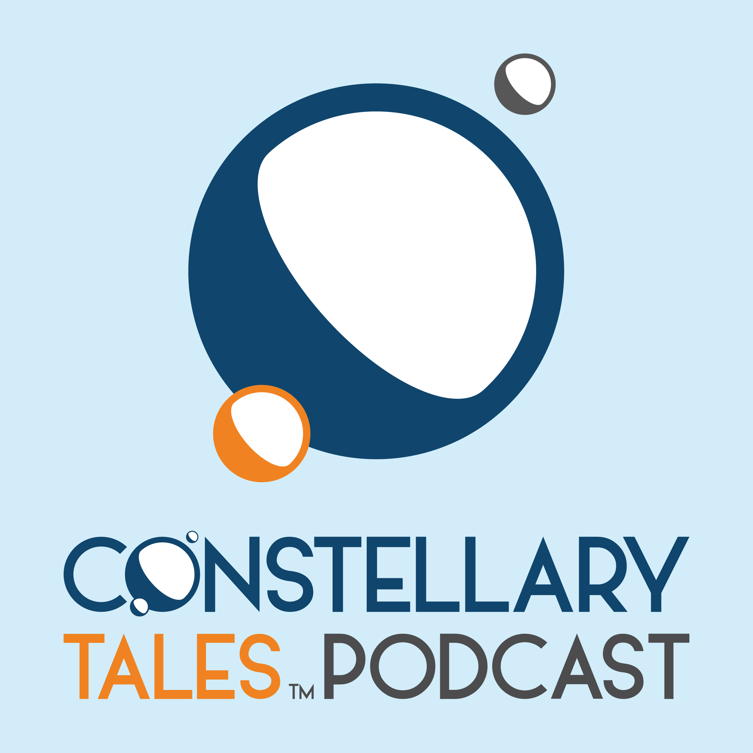 Constellary Tales Podcast show art