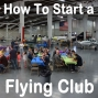 Artwork for 97 How to Start a Flying Club: Costs, Benefits, Culture, and Best Practices - Interview Marc Epner
