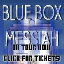 TDP 353: Blue Box Messiah - Tickets and a BBC Interview