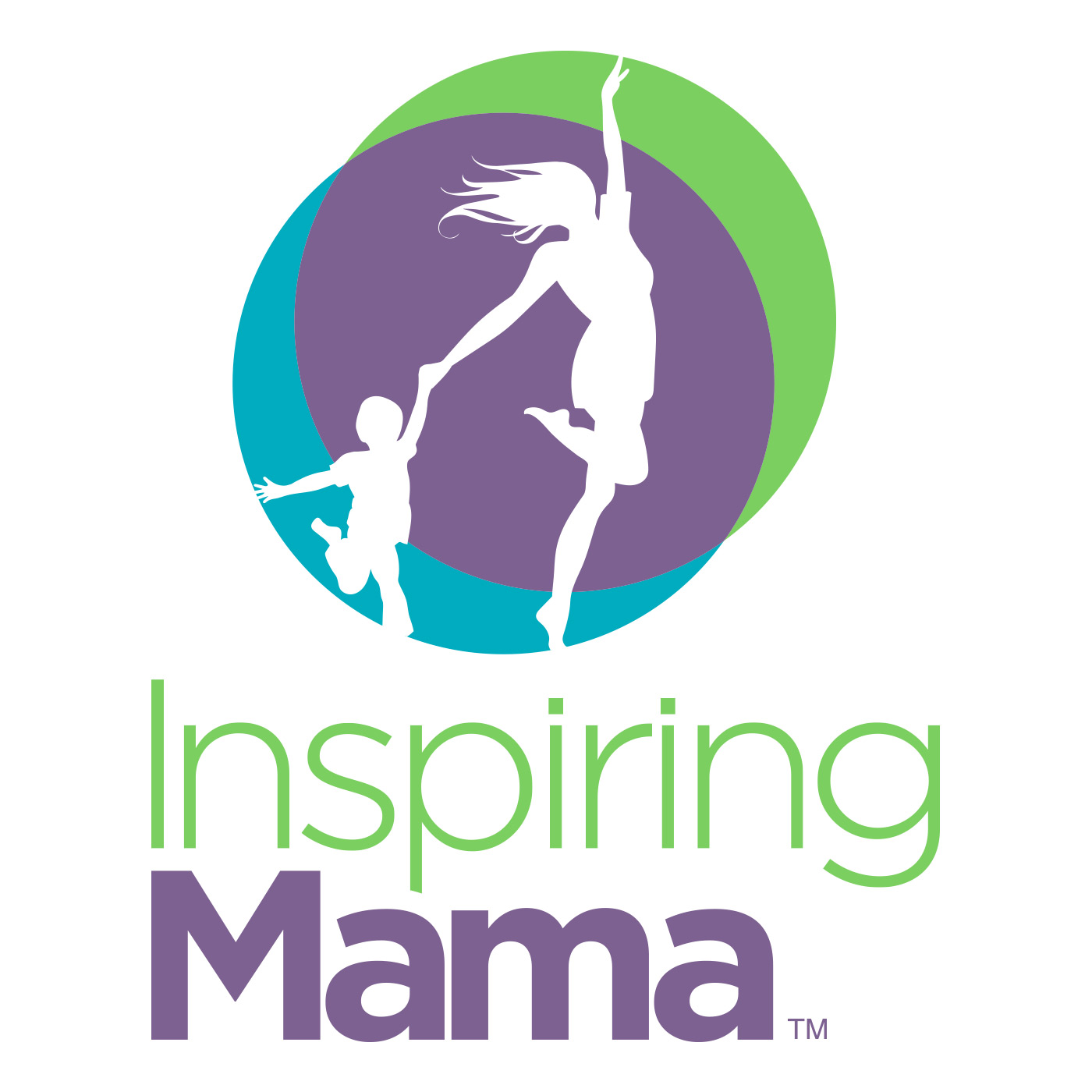 Inspiring Mama | A Happiness Podcast For Moms & Dads show art