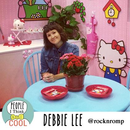 Ep. 19 Debbie Lee