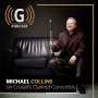 Artwork for Michael Collins talks about the Crusell clarinet concertos