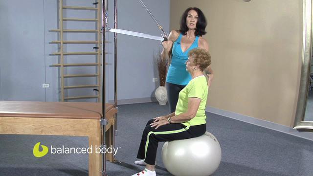 Artwork for Pilates for Rehabilitation : E17 : Improving Shoulder Mechanics