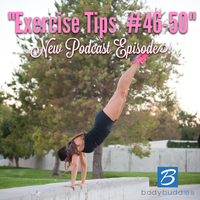 Artwork for Episode #98: Exercise Tips #46-50