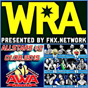 WRA - Australian Wrestling AllStars