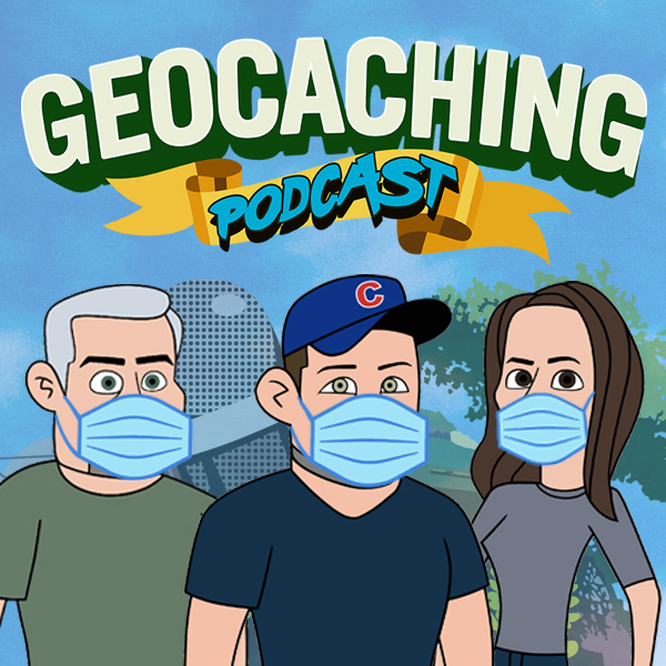 Geocaching Podcast show art