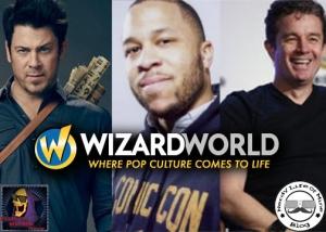 Wizard World Comic Con Interviews & Updates
