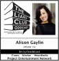 Artwork for The Liars Club Oddcast # 159 | Alison Gaylin, Award-Winning International Bestselling  Author