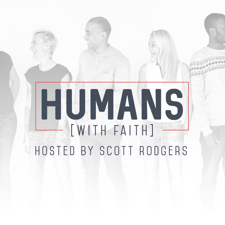 Humans With Faith show art
