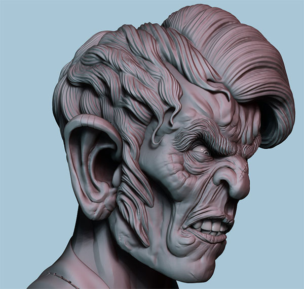 Logan Shepard 3D Sketch