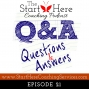 Artwork for Questions and Answers