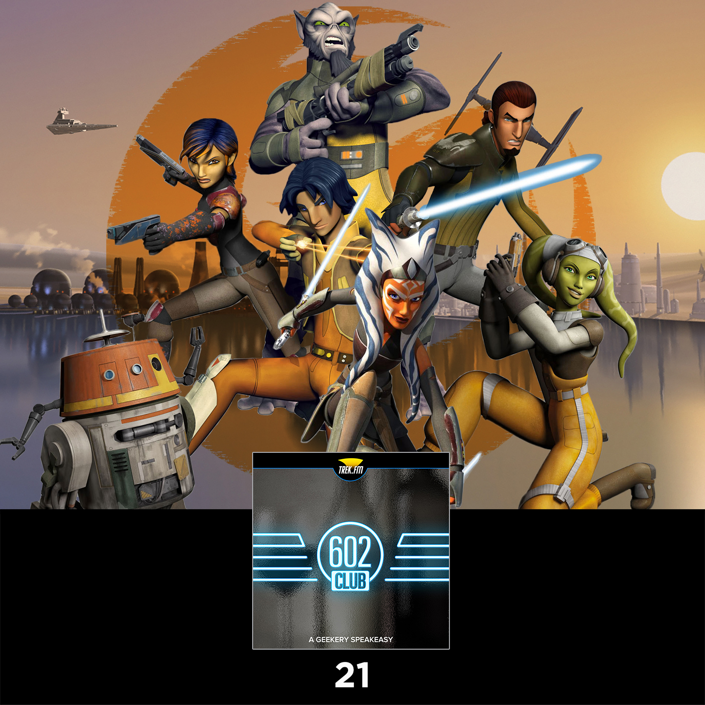 21: Crying Droid Tears