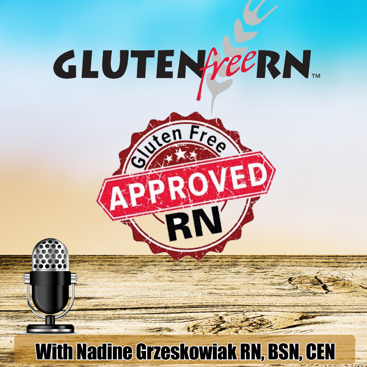 Gluten Free RN  show art