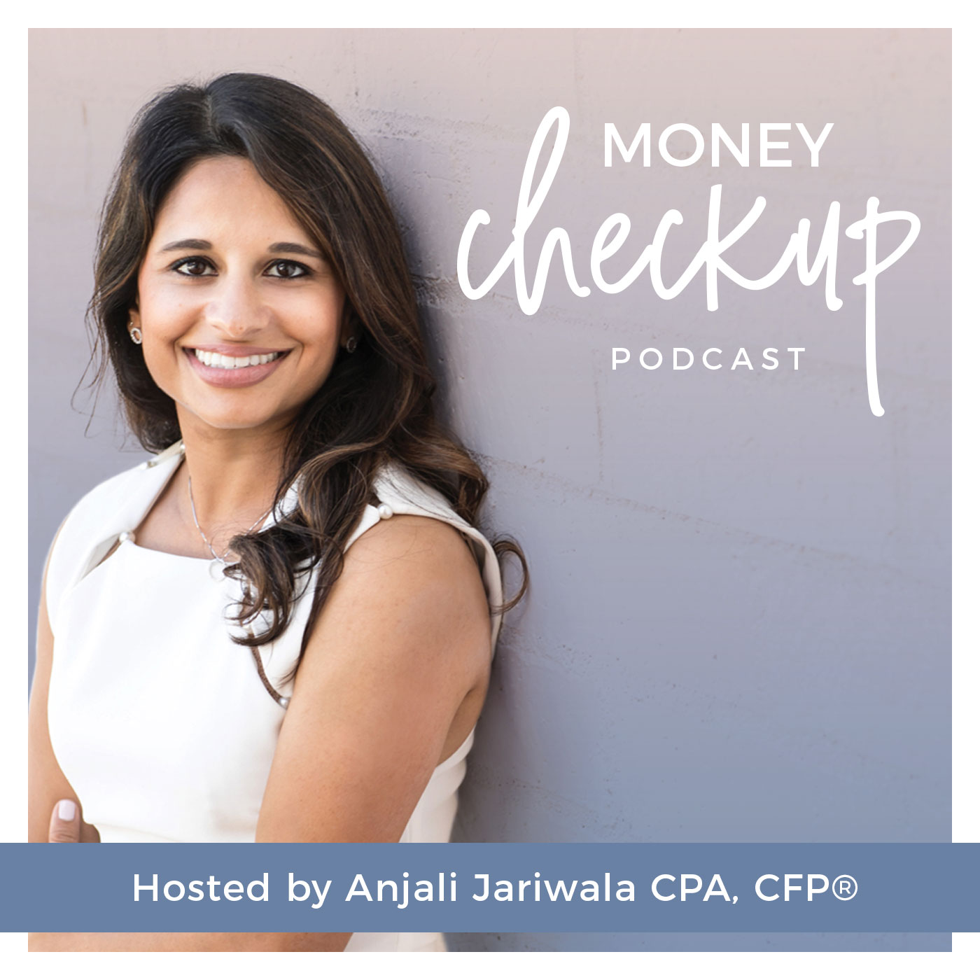 Money Checkup with Anjali Jariwala show art