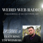 Artwork for Episode 11 - Tim Weisberg Spooky Southcoast Host