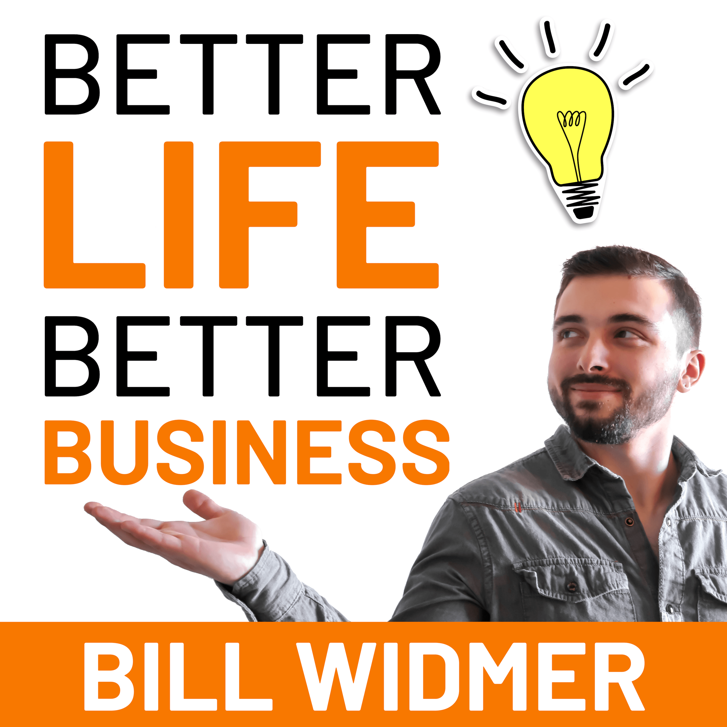 Better Life Better Business show art