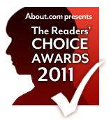 tspp #156- About.com's Reader's Choice Awards & More! 2/20/11