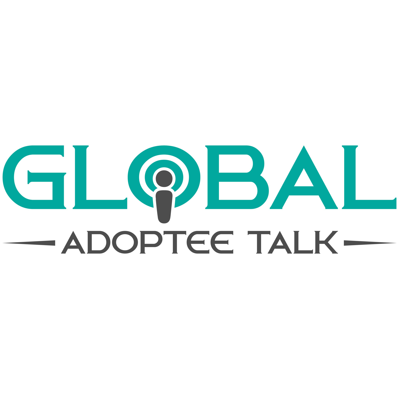 Global Adoptee Talk show art