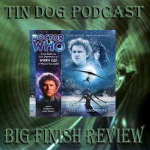 TDP 245: Wirrn Isle Big Finish Main Range 158