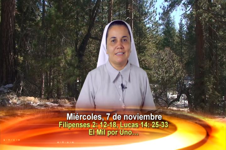 Artwork for Dios te Habla con Virginia Cristina Buelvas Pérez, TC  Tema el hoy: El mil por uno…