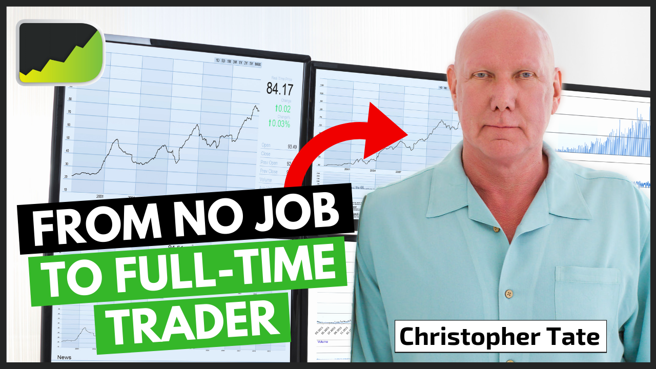 Becoming A Profitable Trader by Working on Yourself!