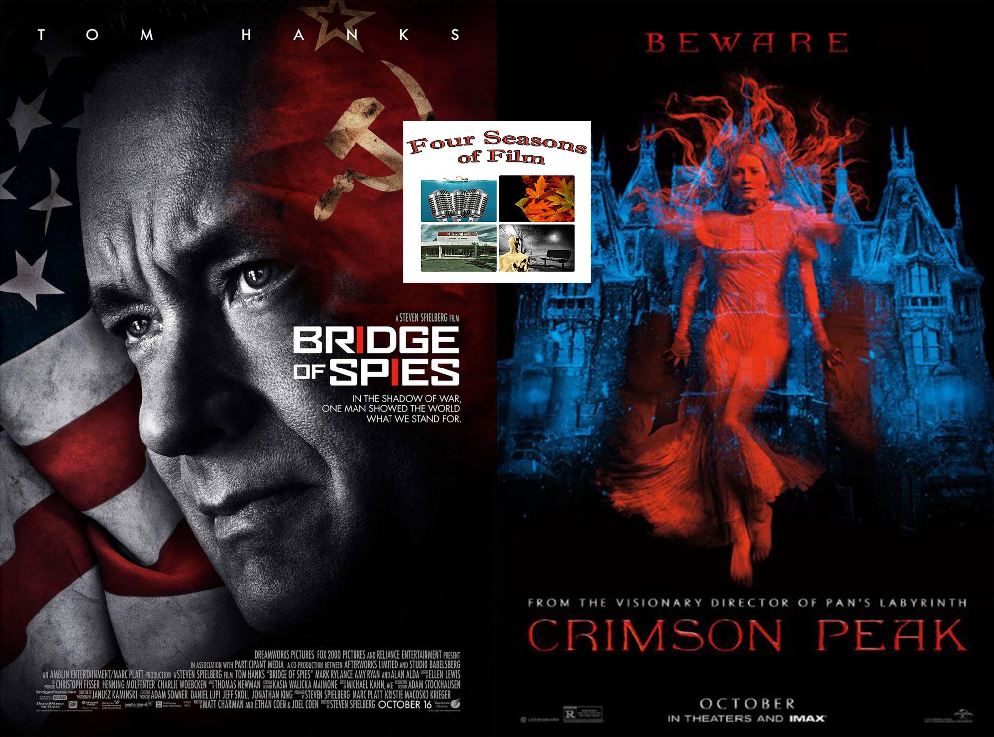 Artwork for Episode 10.07 - Bridge of Spies / Crimson Peak