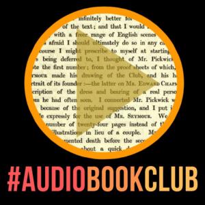 #AudioBookClub