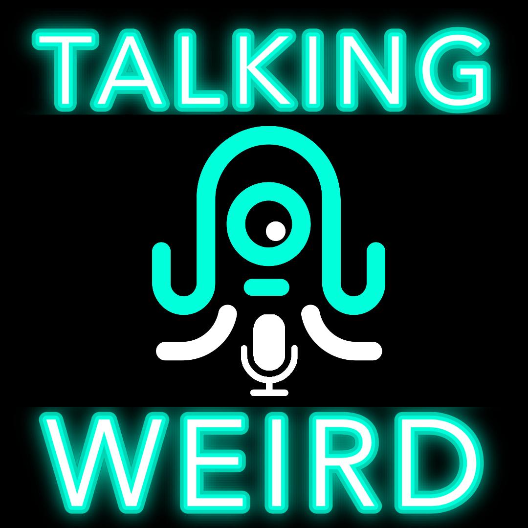 Talking Weird show art