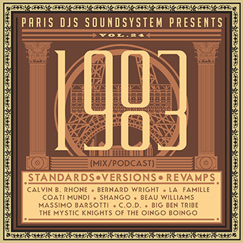 Paris DJs Soundsystem presents 1983 - Standards, Versions and Revamps Vol.24