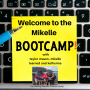 Artwork for Welcome to the Mikelle Bootcamp!
