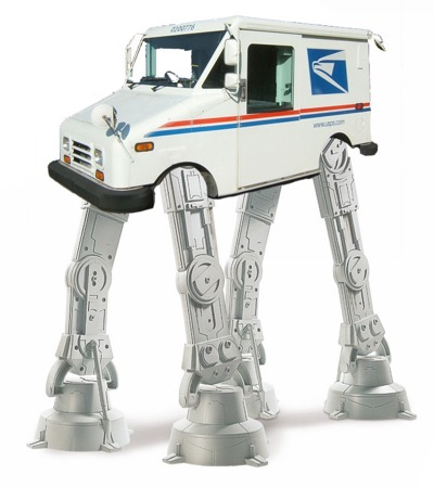 The Dark Side of the USPS and its Uncertain Future, TRR#152
