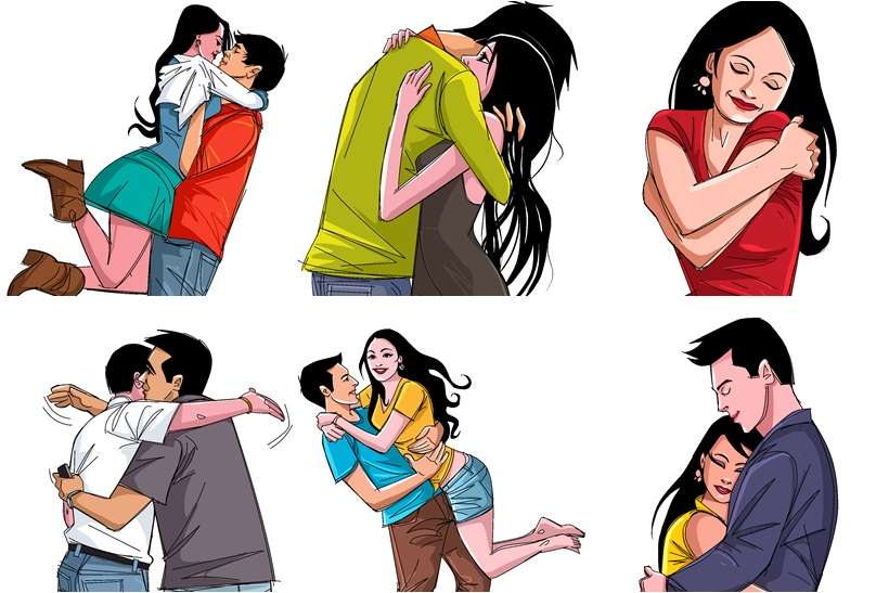 Top 10 Types Of Hugs & What They Say About Your Relationship : Love