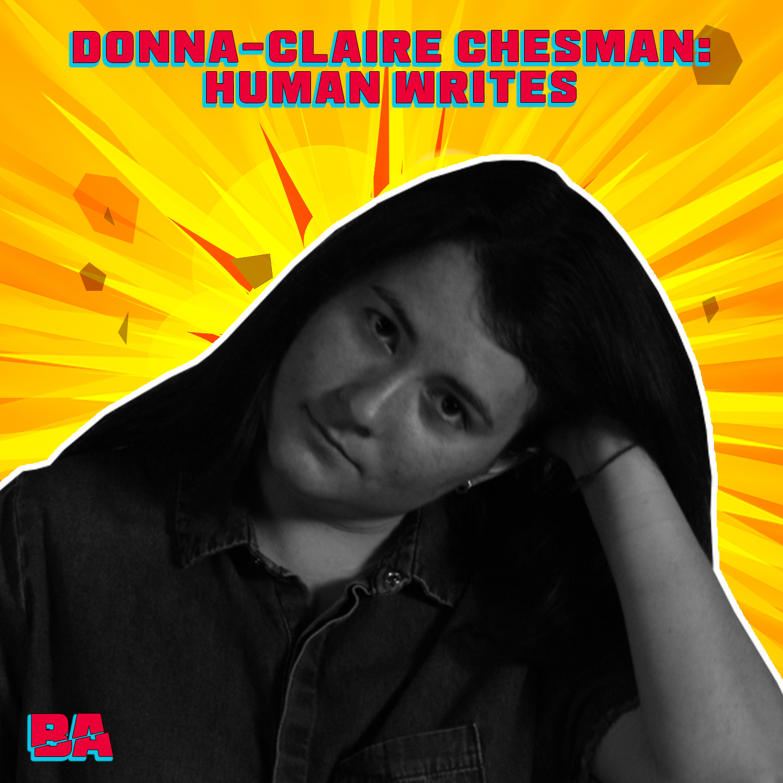 Donna-Claire Chesman Interview: Human Writes