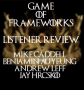 Artwork for Game of Frameworks - Listener Feedback