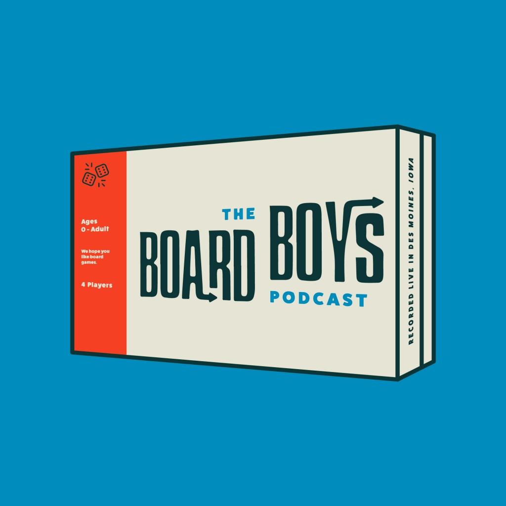 The Board Boys podcast artwork