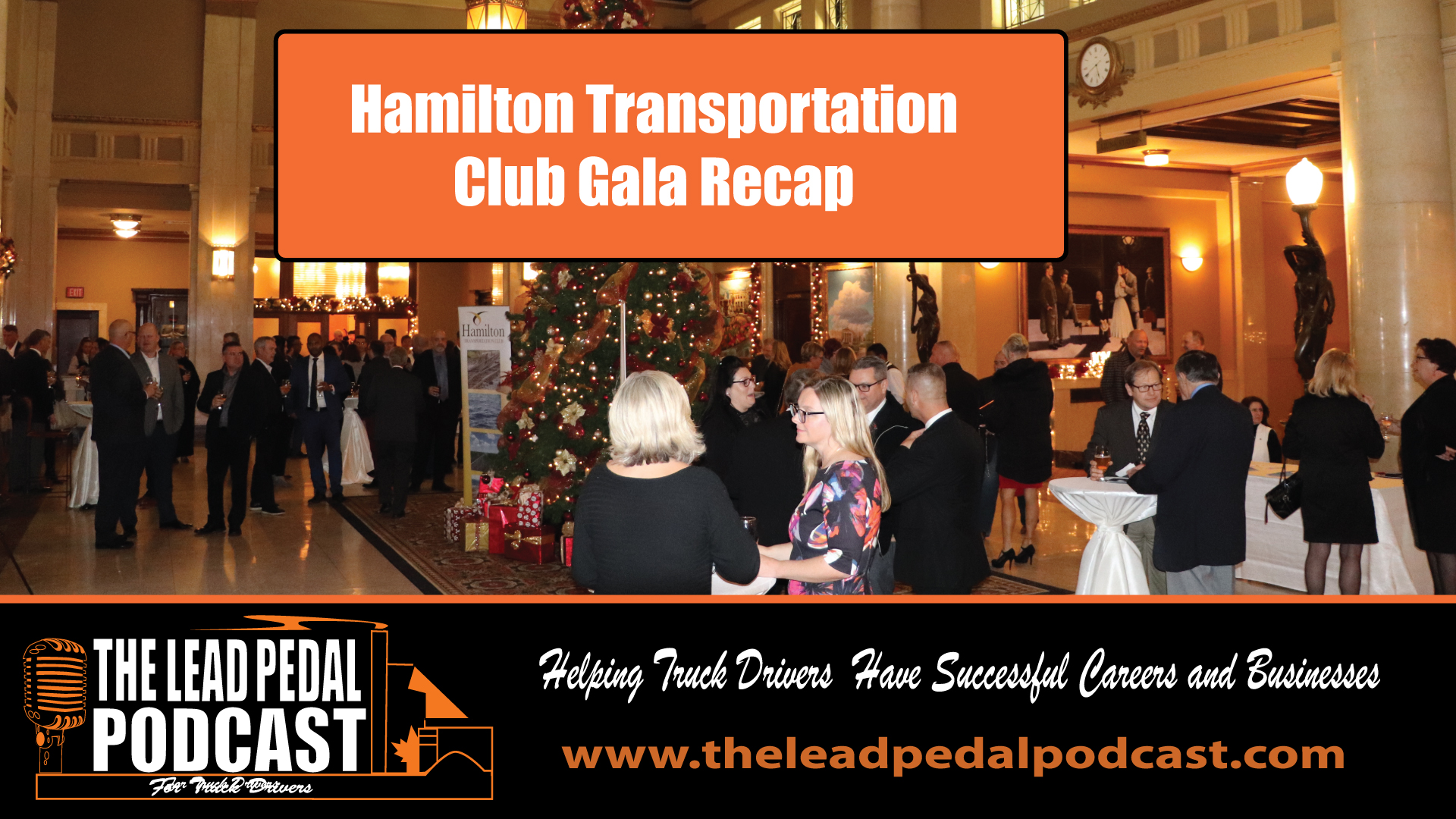 Hamilton Transportation Club Recap