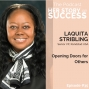 Artwork for Laquita Stribling: Opening Doors for Others